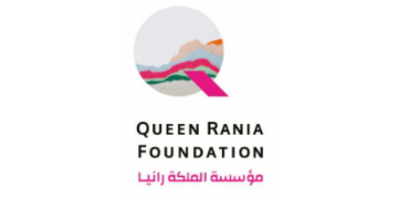 Queen Rania Foundation for Education and Development  logo