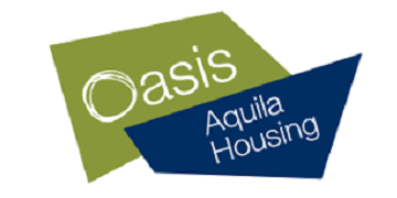 Oasis Aquila Housing logo