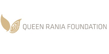 Queen Rania Foundation logo