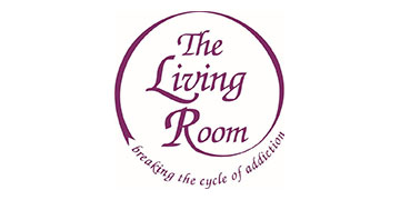 The Living Room Hertfordshire logo