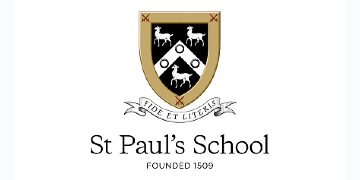St Paul's School logo