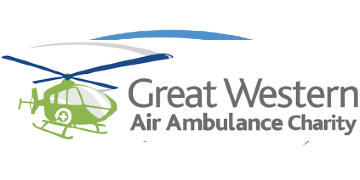 Great Western Air Ambulance Charity logo