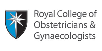 Royal College of Obstetricians and Gynaecologists (RCOG) logo