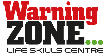 Warning Zone logo