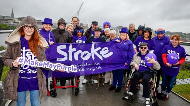 Shape a new fundraising strategy at the Stroke Association