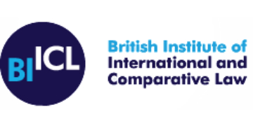 British Institute of International and Comparative Law logo