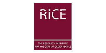 RICE – The Research Institute for the Care of Older People logo