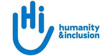Humanity & Inclusion UK logo