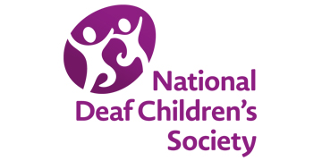 National Deaf Children's Society (NDCS) logo