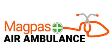 Magpas Air Ambulance logo