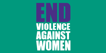 End Violence Against Women logo