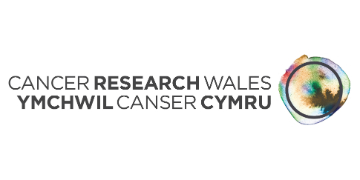 Cancer Research Wales logo