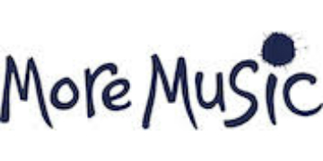 More Music logo
