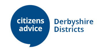 Citizens Advice Derbyshire Districts logo