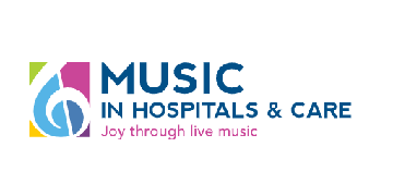 Music in Hospitals logo