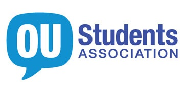 Open University Students Association logo