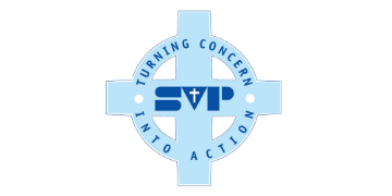 Saint Vincent de Paul Society England and Wales logo