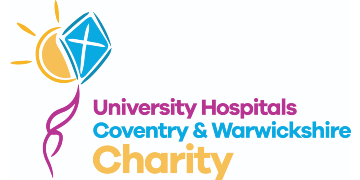 University Hospitals Coventry and Warwickshire Charity logo