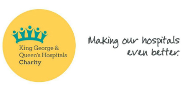King George & Queen's Hospital Charity logo