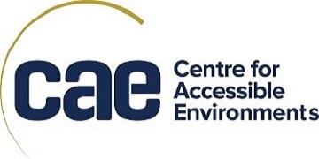 Centre for Accessible Environments logo