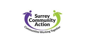 Surrey Community Action logo