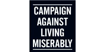 Campaign Against Living Miserably, CALM
