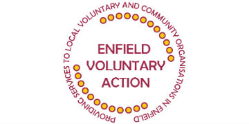 Enfield Voluntary Action logo