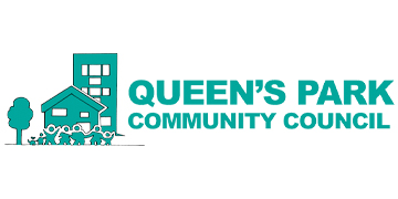 Queen's Park Community Council logo